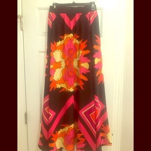 Gorgeous Maxi Skirt! 💛💖🧡🖤